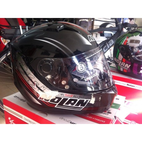 CASCO casco MOTOGP - NEW GRAPHICS casco Nolan n 64    casco integrale full face