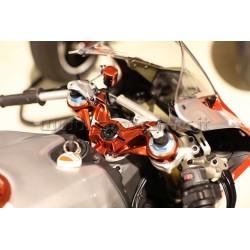 Fanale MOTO a LED T-MAX 500 anteriore omologato