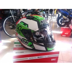 casco REPLICA E. BASTIANINI - 67 flat asphalt black