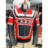 alpinestars MX-1 racing LEATHER SUIT tuta in pelle
