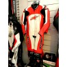 alpinestars MOTEGI LEATHER SUIT tuta in pelle colore nero