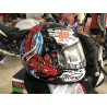 CASCO SUOMY APEX JAP  colore RED
