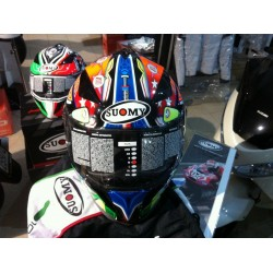 CASCO SUOMY HALO  REPLICA motogp-sbk FULL FACE